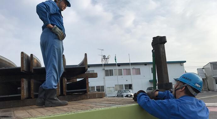 長嶋運送_ドライバ―求人